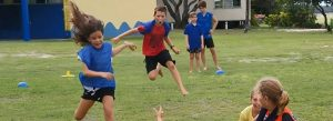 Outdoor Group Games