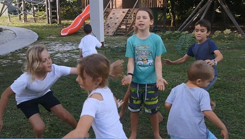 camp group games