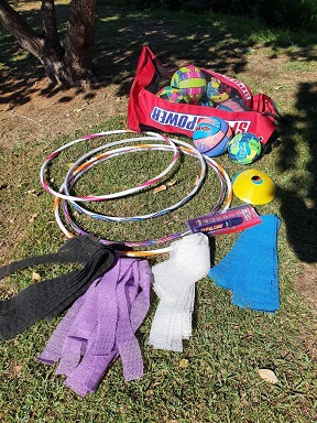 group games equipment